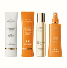 """I had a lot of people asking for the amazing sun products from Institut Esthederm, so I thought I'd give a quick overview. The fact is that Institut Esthderm is a little unconventional - it does not work with the traditional """"SPF& Institut Esthederm, How To Tan Faster, Safe Tanning, Tanning Cream, Someone Like Me, Sun Care, Anti Wrinkle, Health And Safety, Sensitive Skin"""