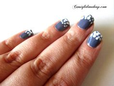 Nail art: Pois pois and pois