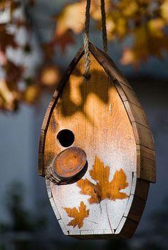 Awesome Bird House Ideas For Your Garden 4