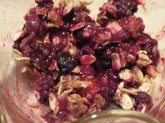 Blueberry Crisp Diabetic) Recipe - Dessert.Food.com: Food.com