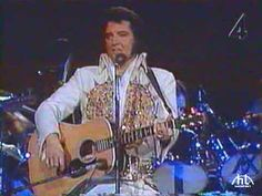 Elvis Presley last song ever 1977  - Over 4 Million views on YouTube...