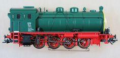 Marklin HO Scale DIGITAL 37251 Fireless Steam Loco