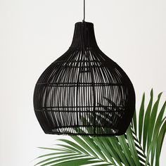Fits every interior! Wonderful for any nursery. Rattan Light Fixture, Rattan Pendant Light, Black Pendant Light, Lamp Light, Pendant Lamp, Pendant Lighting Bedroom, Living Room Lighting, Chandelier, Wicker Lamp Shade