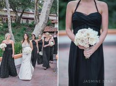 Rancho Las Lomas Wedding : Krissi  and  Clark - Jasmine Star Blog | Intertwined | 24 carrots Catering