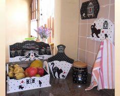 Faça uma decoração bem estilosa para decorar sua casa! Algo útil e interessante para enfeitar um esp