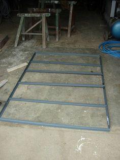 Construire une verriere intérieur en bois ou acier (11 messages) - ForumConstruire.com