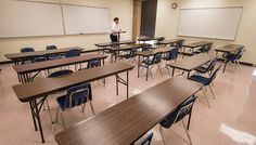 HISD is recruiting students who can't engage in a traditional high school environment to explore a new option — two Middle College High Schools on Houston Community College campuses in southwest Houston and east of downtown that will open in August.