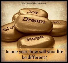 How will your life be different?