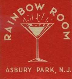 Rainbow Room. So many bands.......