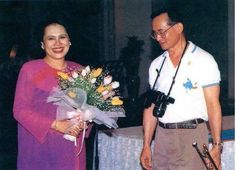 King Bhumibol &Queen Sirikit