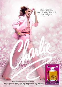 An imagined Charlie perfume ad with Birthday Greetings for Ms. Shelley Hack this July 2018 Happy Birthday, Miss Shelley Hack! Perfume Ad, Vintage Perfume, Charlie Perfume, Retro Makeup, Vintage Barbie Clothes, Beauty Ad, Old Advertisements, Miss Dior, Fashion Images
