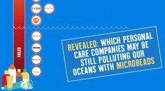A ranking of the world's 30 largest personal care companies, published today by Greenpeace, shows that big brands are failing to remove microplastics from their products. Campaigners say that the ranking shows that voluntary corporate commitments to end use of microbeads that pollute rivers and oceans are not working and governments must legislate to ban microbeads in consumer products.