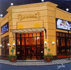 Café de Los Angelitos. Buenos Aires, Argentina.