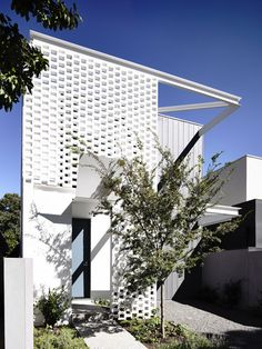 Perforated Bricks Offer You Privacy For Melbourne Home By Inglis Architects - http://www.homedecorlife.com/perforated-bricks-offer-you-privacy-for-melbourne-home-by-inglis-architects.html