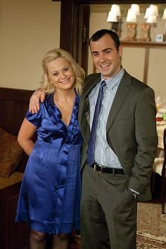 Day 4 least favorite couple leslie and justin he was such a jerk and she is so sweet