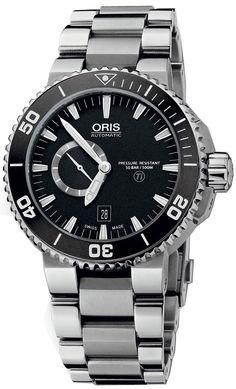 Oris Aquis Small Second, Date 74376647154MB