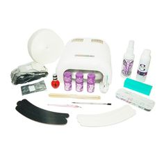 OCIBEL – Manucure & Nail Art – Kit Vernis UV Semi Permanent – French Manucure | Your #1 Source for Beauty Products