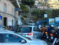 #Costieraamalfitana #traffico: stop all'invasione degli autobus. Intanto la Provincia di Salerno rilascia altre autorizzazioni |