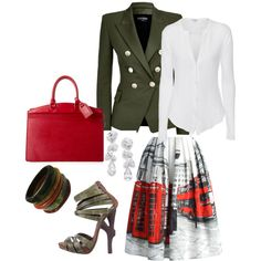 London affair by gugulethu-gee-xulu on Polyvore featuring polyvore, fashion, style, James Perse, Balmain, Chicwish, Emanuel Ungaro, Louis Vuitton and Nadri