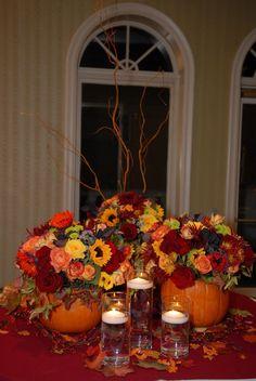 @Maria LaBarbera made this buffet arrangement