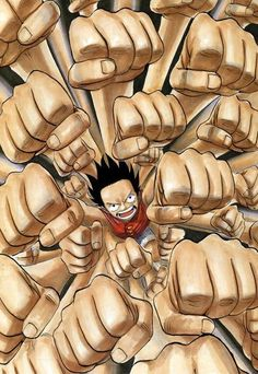 ONE PIECE #anime