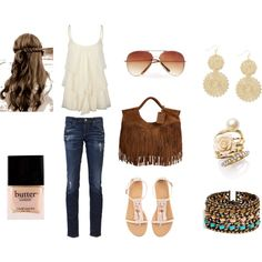 """""""fringe-a-licious!"""" by keraashley on Polyvore"""