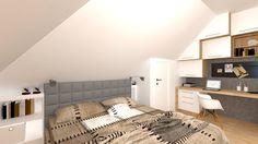 Podkrovná spálňa | Living Styles
