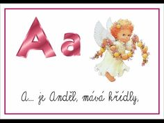 Abeceda - 2 _ Učíme se českou abecedu - Zpíváme si | We sing the Czech alphabet - YouTube