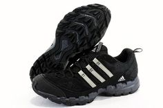 Adidas Men's Hiking Boots AX1 AX/1 U42630 Outdoor Performance Black/Seaweed Shoes $55.96
