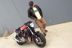 Sunday ride.... Street Fighter, Honda, Motorcycle, Motorcycles, Motorbikes, Choppers