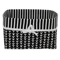Nursery Decor, Vines, Basket, Colours, Black And White, Sweet, Modern, Design, Black White
