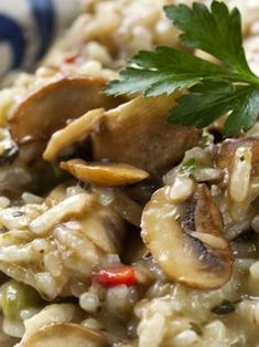 Risotto, in a slow cooker, is creamy, tasty, and down right yummy! Try this slow cooker risotto recipe and enjoy risotto perfection. Crock Pot Recipes, Slow Cooker Recipes, Cooking Recipes, Healthy Recipes, Fresco, Risotto Recipes, Appetisers, Everyday Food, Slow Cooker Chicken