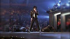 Michael Jackson (Ft. Slash) - Beat It - Live New York 2001 - HD