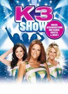 K3 show afscheidstournee laatste show k3 kaartverkoop studio 100