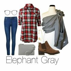 Mom outfit inspiration. Baby wearing outfit. Polyvore mom outfit. Ring sling.