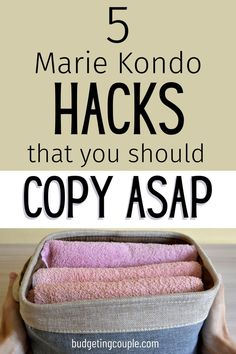 Household Cleaning Tips, House Cleaning Tips, Cleaning Hacks, Office Organization At Work, Home Organization Hacks, How To Be More Organized, Getting Organized, Konmari Method, Useful Life Hacks