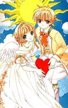 El mundo enamorado: Sakura Cardcaptor Wallpapers