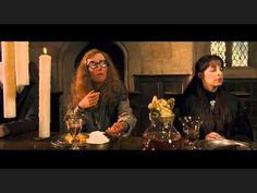Hilarious deleted scene of Trelawney