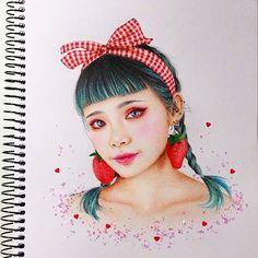 Color Pencil Art, Insta Art, Colored Pencils, Disney Characters, Fictional Characters, Doodles, Illustration, Fan Art, Photo And Video