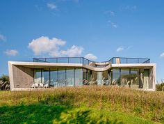 With its combination of sustainable natural materials and remote-controlled smart home technology, UNStudio's W.I.N.D. House embodies futuristic design, now.