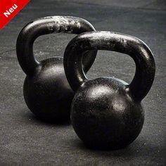 Sport-Thieme® Kettlebell Sets - Die Dinger bringen dich aber mal richtig zum Schwitzen. Mit einer riesigen Bandbreite an Übungen, kannst du mit den Kettlebells effektives Ganzkörpertraining betreiben.