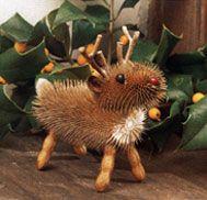 Mountain Farmgirl >> Christmas Critters