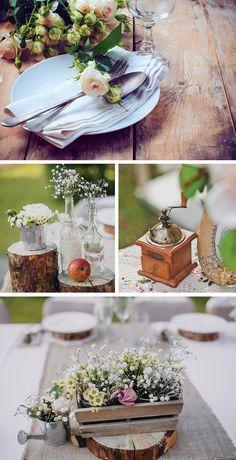 5 dicas para organizar um chá de cozinha com inspiração em estilo rustico