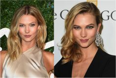The 30 Hottest Medium Length Hairstyles: Karlie Kloss Shows Off Her Gorgeous Babylights