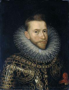 Frans Pourbus the Younger portrait of Albertus van Habsburg (1559-1621)