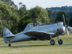 """tyabb airshow 2014 crop duster COMMONWEALTH AIRCRAFT CA-28 """"CERES"""" . A post war developement of the Wirraway."""