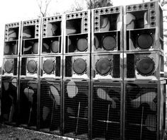 King Earthquake sound system