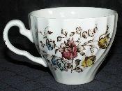 Johnson Brothers Devon Sprays Tea Cups