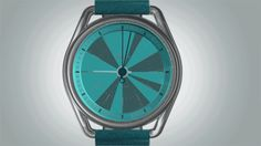 In Flexible mode, the watch shows the next 12hours from the hour hand