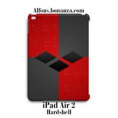 Harley Quinn Style Diamond iPad Air 2 Case Cover Hardshell